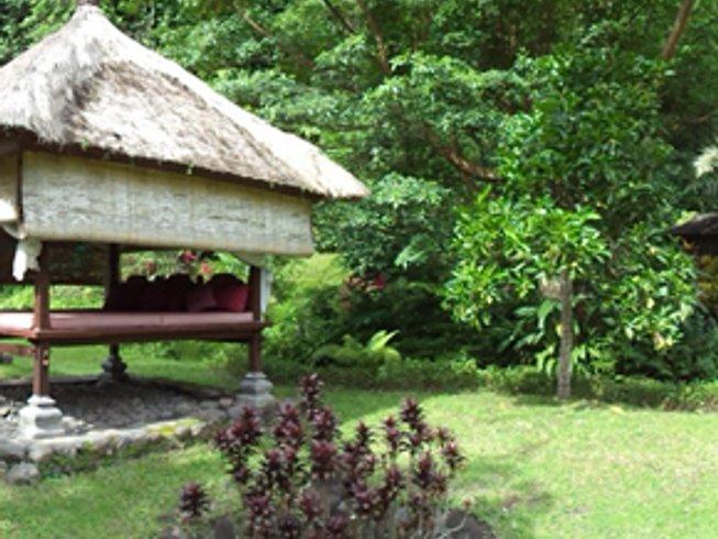 22 días profesorado de yoga de 200 horas en Bali Oriental, Indonesia