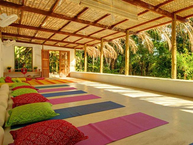8 jours en stage de yoga corps et âme à Bahia, Brézil