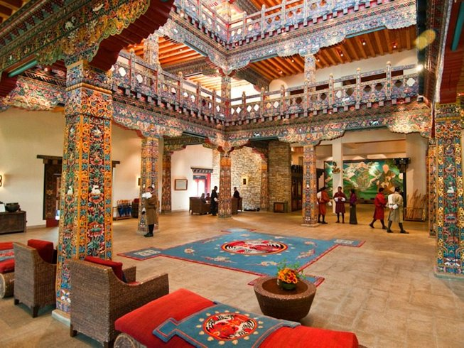 10 Days Adventure Bucket List Yoga Retreat in Bhutan