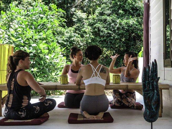 28-Daagse ´Beyond the Veil´: Chakra, Dromen en Yoga Retreat op Ko Pha Ngan, Thailand