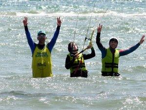6 Days Group Kite Surf Camp Tarifa, Spain