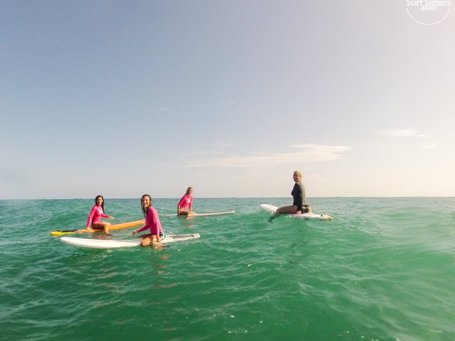 8 Days Deluxe Women Surf & Yoga Retreat in Dominican Republic