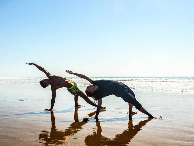 8 días retiro de yoga intensivo en Casablanca, Marruecos
