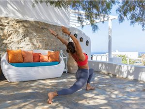 7 Day Experience Fun Yoga and Holiday Retreat on the Magical Island of Mykonos