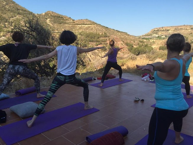 7 Days Yin and Yang Yoga Retreats in Murcia, Spain