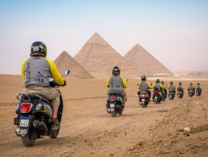 10 Day Guided Cross-Country Adventure Scooter Tour in Egypt