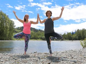 3 jours en stage de yoga pour retrouver son âme en Colombien Brittanique, Canada