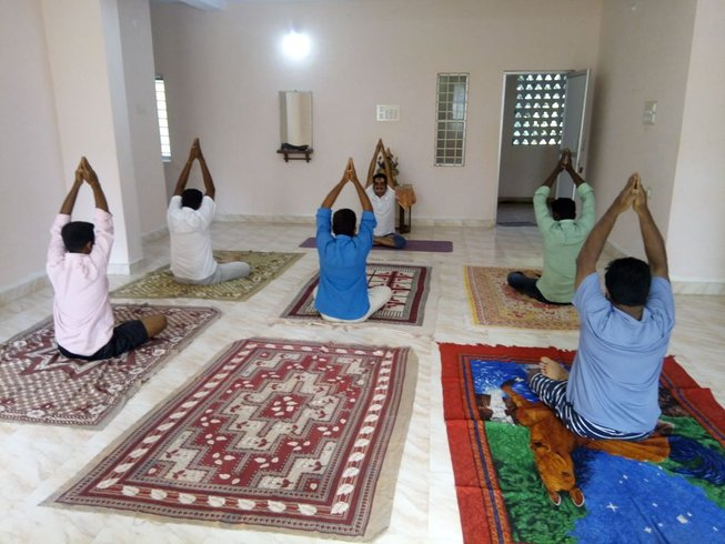 10 Days Yoga And Naturopathy Retreat for Weight Reduction, in Tamil Nadu,  India