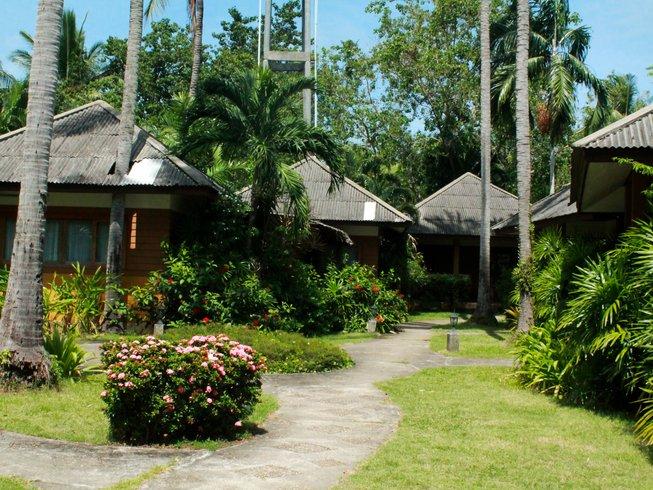 11 Days Vitality Detox and Yoga Retreat in Koh Samui, Thailand