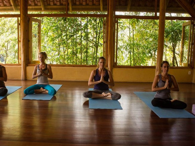 9 Days Chakras Yoga and Adventure Retreat in Costa Rica