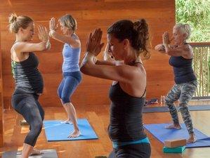 7 Tage Tiefergehendes Pilates und Yoga Urlaub in Ahangama, Sri Lanka