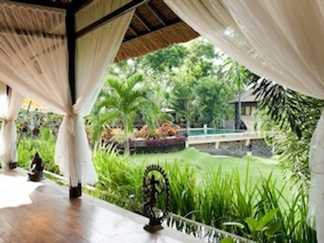 8 Days Yoga and Spa Vacation in Bali