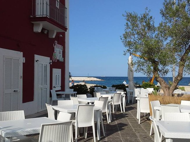 6 Tage Acro und Power Yoga Urlaub in Puglia, Italien