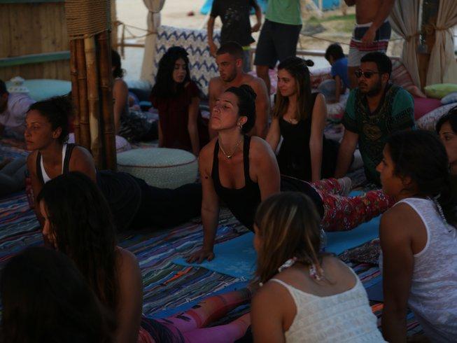 21 Tage 200-Stunden Yoga Alliance Lehrerausbildung in Süd-Sinai, Ägypten