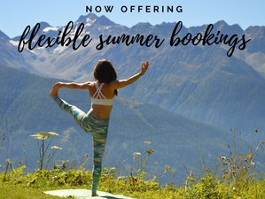 8 Days Yoga and Mountain Retreat in Austria