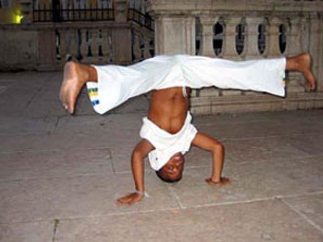7 Days of Capoeira Angola in Rio de Janeiro, Brazil