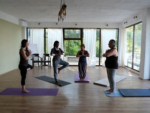 7 Days Restorative and Transformational Iyengar Authentic Yoga Retreat in Greece