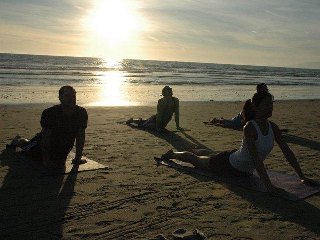 14 Days Surf and Yoga Retreat in Cabuya, Costa Rica