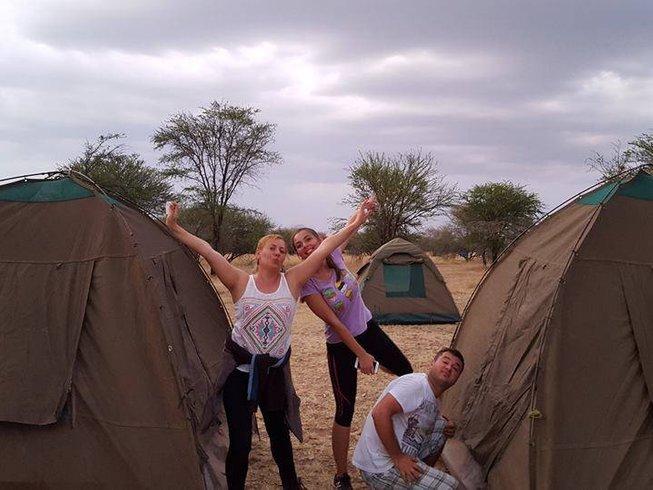 6 Days Umbwe Route Kilimanjaro Safari and Trekking