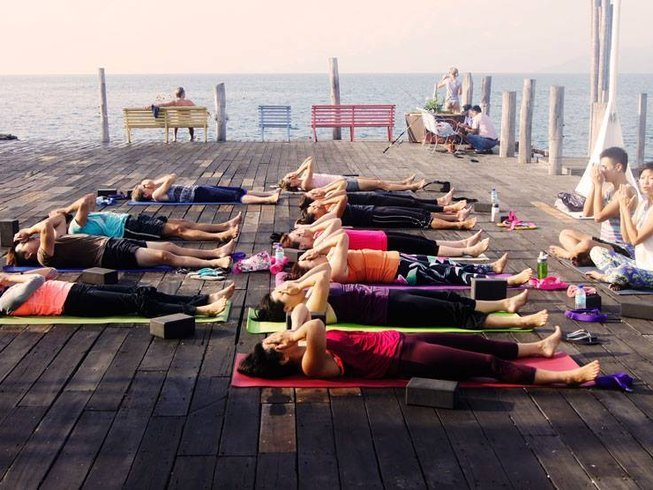 10 Days Sacred Healing and Aerial Yoga Retreat in Bali