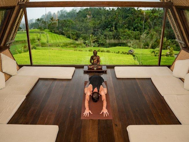 7 Days High Quality Meditation and Yoga Retreat in Bali, Indonesia