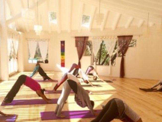 7 jours magiques en stage de yoga ashtanga à Cusco, Pérou
