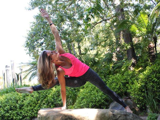 4 días retiro de yoga de Año Nuevo en California