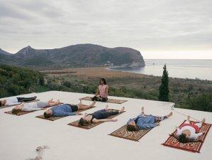 8 Days Yoga, Meditation, and Health Retreat in Petrovac, Montenegro