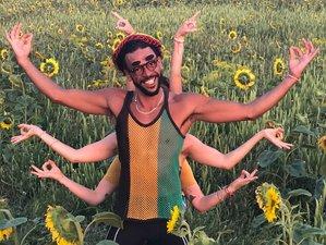 7 Days Ashtanga Vinyasa and Yin Yoga Holiday, Andalusia Spain