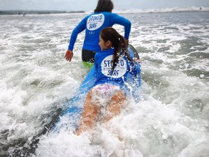 7 Days Affordable Surf Camp Kuta, Bali