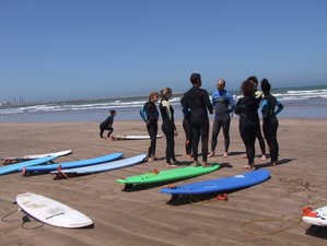 8 Days Adventurous  Surf Camp in El Jadida, Morocco
