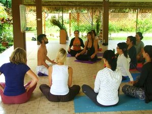 7 Days 50hr Samkhya Yoga Course in Chiang Mai, Thailand