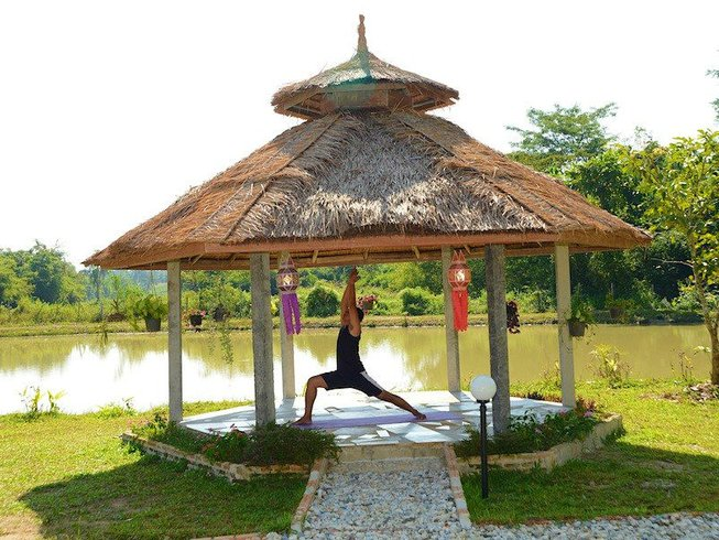 8 Days Yoga and Meditation Retreat in Chiang Rai Thailand