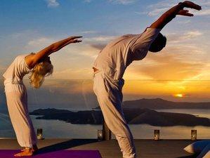7 jours de yoga et de méditation à Kalyvès Crète, Grèce