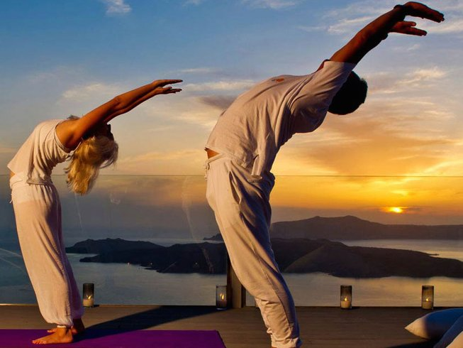 7 Days Yoga and Meditation in Kalyves Crete, Greece