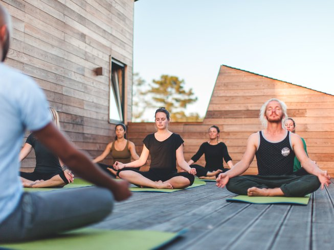 5 Days Reviving Surf and Yoga Retreat in Centro Region, Portugal
