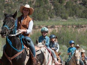 7 Days Exhilarating Dude Ranch Vacation in De Beque, Colorado