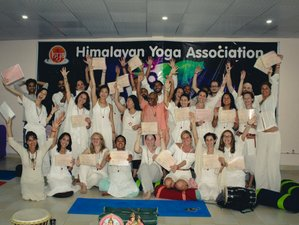 60 Days 500 Hours Multi Style Yoga Teacher Training in Rishikesh, India