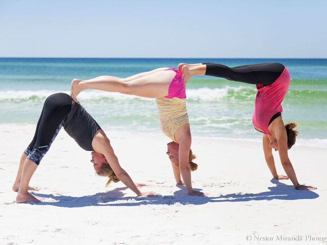 4 days ladies yoga wine retreat in florida for Yoga and wine retreat