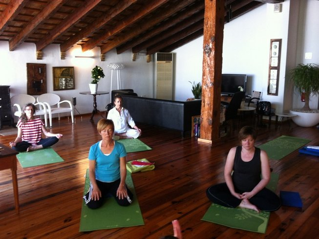 5 Days Healthy Gut Yoga Break in Spain