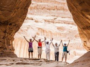 15 Tage Wüsten-Yoga-Urlaub mit Kamelen, am Berg Mose und Roten Meer, Süd-Sinai, Ägypten