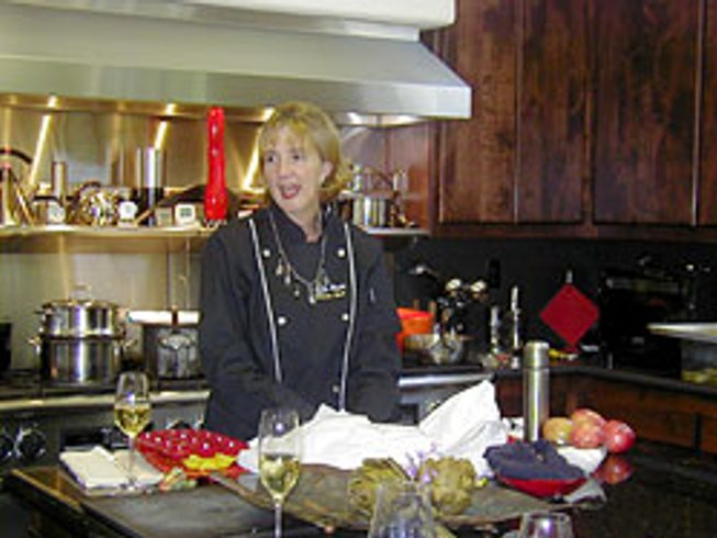 3 Days Wendy Brodie Culinary Vacations in California, USA