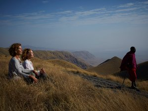 14 Day Mindfulness Nature Safari in Serengeti and Ngorongoro, Tanzania