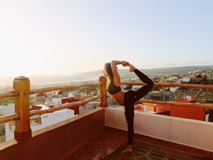 7 Day Vegan Cuisine, Surf, and Yoga Retreat in Tamraght Oufella with Offshore Surf Morocco