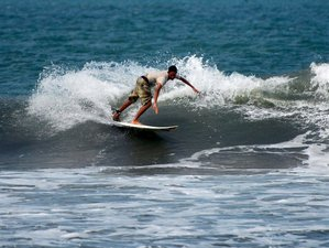 5 Days All-Level Surf Camp in Playas, Ecuador