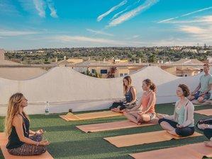 "8 días retiro de yoga ""Bad Yogis"" en Algarve, Portugal"
