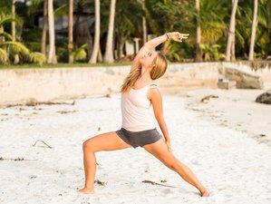 8 Tage gute Stimmung im Yoga und Meditations Urlaub im Futurehippie auf Koh Samui, Thailand