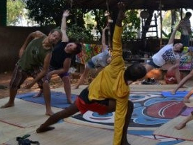 29 Days 200hr Yoga Teacher Training in Goa, India