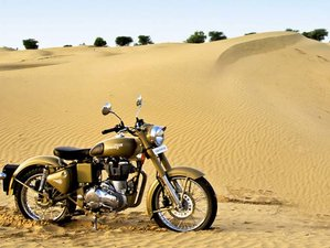 13 Days Royal Rajasthan Premium Guided Motorcycle Tour in India