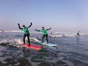 6 Days Family Surf Camp Ireland